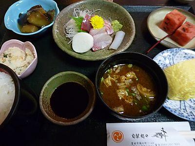 旬菜処千尋さんでランチ(豊田市)
