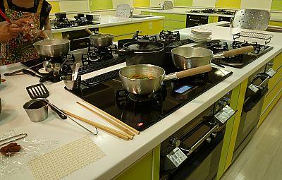 東邦ガス料理教室 キッチンカフェ(豊田市)