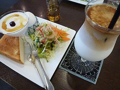 ももんさんと初デートat楽風(豊田市)