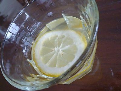 手作りはちみつレモン最高!