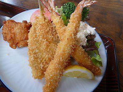 活魚料理 野島でお得なランチ(豊田市)