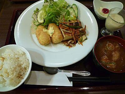 東国原さん見て→豆花でランチ(豊田市)