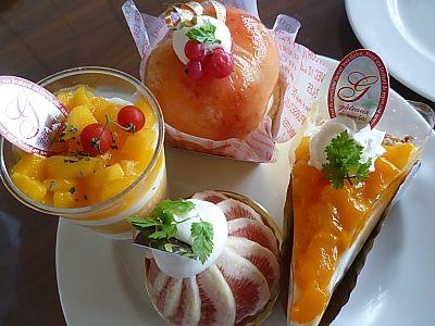 ベーレンさんのケーキ(豊田市)