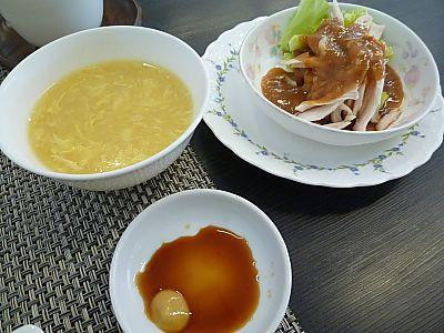 トヨタキャッスル桃園でビジネスランチ(豊田市)