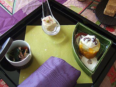 たなぼたさんの料理教室(9月)
