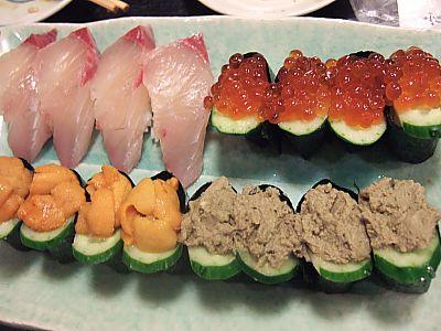 すし政で寿司!!!(大阪)