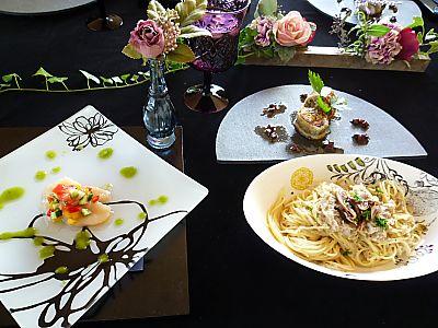 お料理教室10月               豊田市