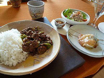 お料理教室11月  豊田市