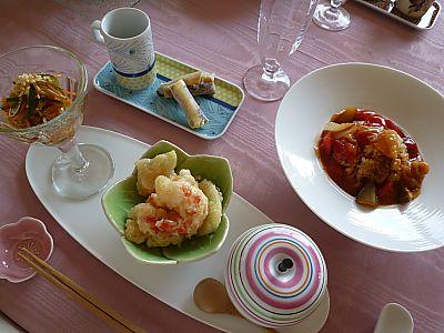 お料理教室3月               豊田市