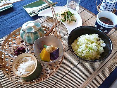 たなぼた先生の料理教室7月   豊田市