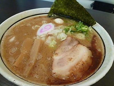 麺の坊 晴ればれで美味しいラーメンランチ(豊田市)