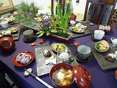 お花とお料理とテーブルコーディネイトの教室 沙和花