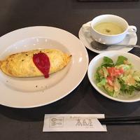 住宅街の美味しい洋食店(^^)