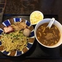 カレーつけ麺(^・^)