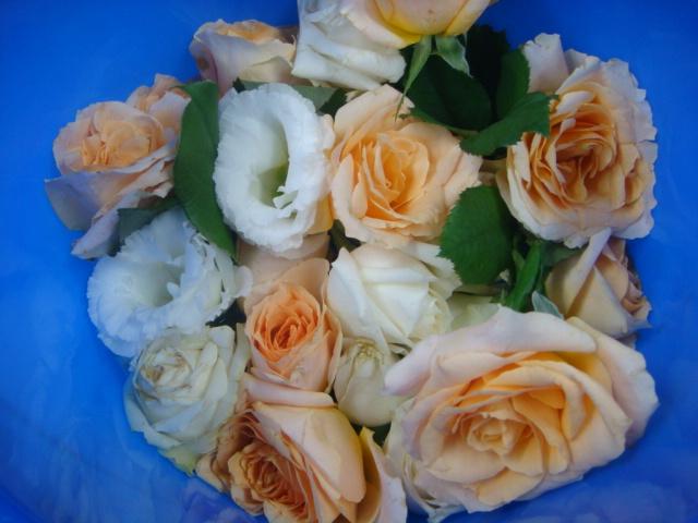 ウエディングのお花