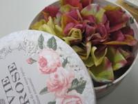 生花から作るプリザーブド・グラデーションローズ