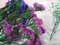 季節のお花から作るプリザーブドフラワー