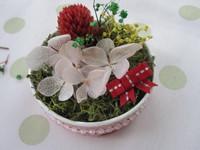 生花から作るプリザ・体験会