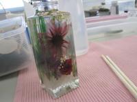 生花から作るプリザ・ハーバリウム