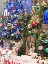 名古屋高島屋クリスマスディスプレイ