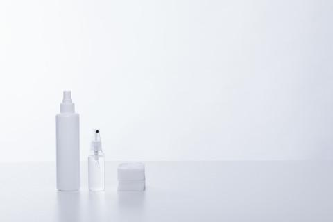 化粧水は塩水です