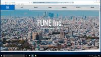 フューネの広告代理店事業