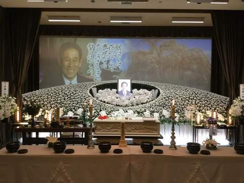 祖父のお葬式