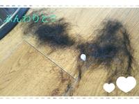 ディサービス中は、髪をカットの美容サービスはないから。美容院へ。と岡崎から