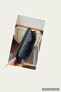 髪に頭皮に顔もいきいきブラッシング 2018/07/11 20:12:32