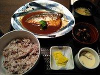 台所はせがわで和食ランチ(栄)