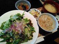 酢重DININGで玄米ランチ(名古屋JRゲートタワー)