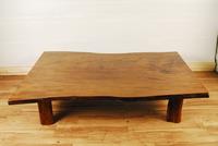 樹齢300年超え 幅広 一枚板 座卓買取しました。愛知県 岡崎市 リサイクルショップアントレ