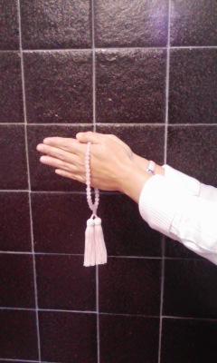 お数珠のおはなし 使い方篇