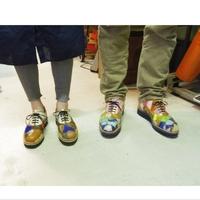 夫婦でガロチャのオーダー革靴 岡崎市
