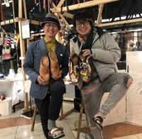 松坂屋名古屋店での出店も最終日です 2019/12/25 10:26:02