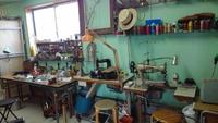 アトリエ改造中!岡崎市で革靴オーダーできます。ガロチャ 2018/12/26 11:06:45