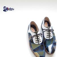女性に一番人気のカラー。岡崎市で個性的な革靴オーダー出来ます。