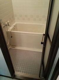 浴室部分リフォーム