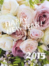 新年のご挨拶&グリーンロゼットからのお年玉!!お正月太りを解消&うるつやお肌でスタートを!!!