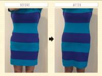 洋服を着て撮ると…炭酸痩身ヒートスパークのスゴさ再確認!!