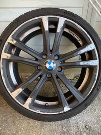 BMW マッドブラック ホイール