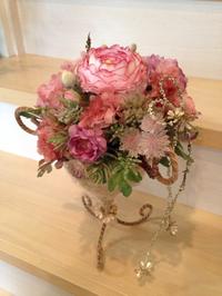 豊田市のお花教室「沙和花」で6・7・11月レッスン