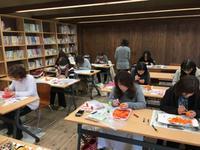 暮らしの学校(岡崎校・安城アンフォーレ校)でカービング月一定期講座
