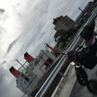 四国バイク旅①いや車旅 オレンジフェリー~銭形砂絵~金刀比羅宮~大歩危小歩危~小便小僧~かずら橋~はりまや橋