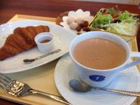 みよしにできたカフェ「名古屋ふらんす」でモーニング