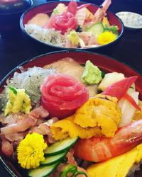 沼津ツーリングで海鮮丼を食べる オール高速なんて面白くない。