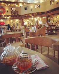 Car-Den cafe (カーデンカフェ)で展覧会拝観ついでにカフェでお茶タイム みよし市
