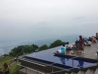 日本一の絶景びわ湖テラス。琵琶湖バレイロープウエイ久しぶりにいい景色を見たね