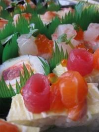 寿司スイーツ『寿司の花由 豊田店』お持ち帰りで♪