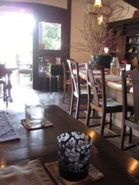 鬱花 (ウッカ)雰囲気のいいカフェ 名古屋市ランチ